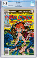 Bronze Age (1970-1979):Adventure, Red Sonja #11 (Marvel, 1978) CGC NM+ 9.6 White pages....