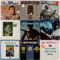 Music Memorabilia:Props, R&B Icons Sealed Album Group of 9 (Various labels, 1958-74)....