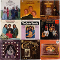 Music Memorabilia:Recordings, The Carter Family Sealed Album Group of 9 (Various Labels, 1962-76). ...