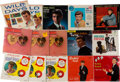Music Memorabilia:Recordings, Bobby Rydell Sealed Album Group of 15 (Cameo and Capitol,1960-65)....