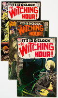 Silver Age (1956-1969):Horror, The Witching Hour Near-Complete Series Group of 81 (DC, 1969-78)Condition: Average FN.... (Total: 81 Comic Books)