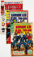 Bronze Age (1970-1979):Western, Mighty Marvel Western Group of 33 (Marvel, 1968-74) Condition: Average FN.... (Total: 33 Comic Books)