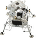 Explorers:Space Exploration, Apollo 11: Model of Lunar Module Eagle Directly From The Armstrong Family Collection™, Certified by Collectibles A...