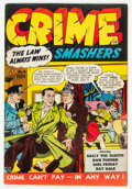 Golden Age (1938-1955):Crime, Crime Smashers #5 (Ribage Publishing, 1951) Condition: FN-....