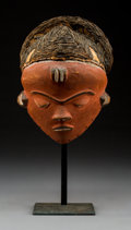 Tribal Art, A Pende Mask Height:  7 ½ inch...