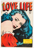 Golden Age (1938-1955):Romance, My Love Life #9 (Fox Features Syndicate, 1949) Condition: GD....