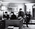 Music Memorabilia:Photos, Beatles - Four Photographs of the Beatles by Astrid Kirchherr Taken During Filming of A Hard Day's Night (1964).... (Total: 4 )