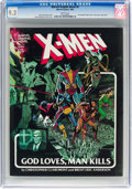 Modern Age (1980-Present):Superhero, Marvel Graphic Novel #5 X-Men (Marvel, 1982) CGC NM- 9.2 White pages....