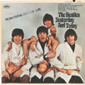 """Music Memorabilia:Recordings, Beatles Ultra-Rare Promotional Yesterday and Today """"ButcherCover"""" First State Mono LP (Capitol T2553, 1966).... (Total: 2Items)"""