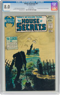 Bronze Age (1970-1979):Horror, House of Secrets #97 (DC, 1972) CGC VF 8.0 White pages....