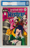Bronze Age (1970-1979):Horror, House of Mystery #194 (DC, 1971) CGC NM+ 9.6 Off-white pages....