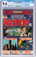 Bronze Age (1970-1979):Horror, House of Mystery #224 (DC, 1974) CGC NM+ 9.6 White pages....