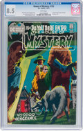 Bronze Age (1970-1979):Horror, House of Mystery #193 (DC, 1971) CGC VF+ 8.5 White pages....