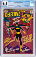 Silver Age (1956-1969):Superhero, Detective Comics #359 (DC, 1967) CGC FN+ 6.5 Cream to off-white pages....