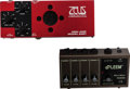 Musical Instruments:Amplifiers, PA, & Effects, Zeus Mini-Amp and Leem Micro Mixer.... (Total: 2 )