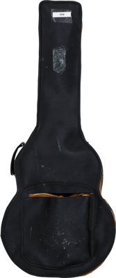 Tommy Tedesco's Black Leather Gigbag