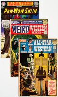 Bronze Age (1970-1979):Western, All-Star Western/Weird Western Tales Group of 66 (DC, 1970-80) Condition: FN.... (Total: 66 Comic Books)