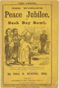 Political:Small Paper (pre-1896), [Ulysses S. Grant]: Anti-Greeley Booklet in Pictorial Wraps....
