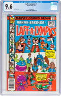 Bronze Age (1970-1979):Cartoon Character, Laff-A-Lympics #1 (Marvel, 1978) CGC NM+ 9.6 Off-white to white pages....