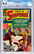 Silver Age (1956-1969):Superhero, Tales of Suspense #52 (Marvel, 1964) CGC FN+ 6.5 Off-white pages....