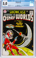 Silver Age (1956-1969):Science Fiction, Showcase #17 (DC, 1958) CGC VG/FN 5.0 Off-white pages....