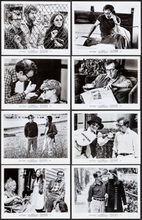 """Annie Hall (United Artists, 1977). Very Fine. Photos (8) (8"""" X 10""""). Comedy. ... (Total: 8 Items)"""