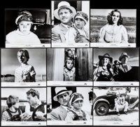 """Paper Moon (Paramount, 1973). Photos (27) (8"""" X 10""""). Comedy. ... (Total: 27 Items)"""
