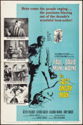 """Movie Posters:Drama, The Last Angry Man & Other Lot (Columbia, 1959). One Sheet (27"""" X 41"""") & Three Sheet (41"""" X 78.75."""" Drama.. ... (Total: 2 Items)"""
