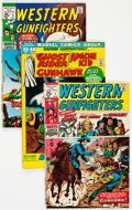 Bronze Age (1970-1979):Western, Western Gunfighters Group of 25 (Marvel, 1970-75) Condition: Average FN/VF.... (Total: 25 Comic Books)