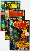 Silver Age (1956-1969):Horror, Chamber of Darkness/Tower of Shadows Complete Series Group of 19(Marvel, 1969-71) Condition: FN.... (Total: 19 Comic Books)