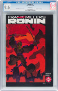 Modern Age (1980-Present):Miscellaneous, Ronin #1 (DC, 1983) CGC NM+ 9.6 White pages....