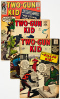 Silver Age (1956-1969):Western, Two-Gun Kid Group of 50 (Marvel, 1963-74).... (Total: 50 ComicBooks)
