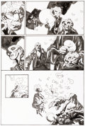 Original Comic Art:Panel Pages, Mike Mignola Hellboy #11 Story Page 3 Original Art (DarkHorse, 2011)....