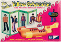 Music Memorabilia:Memorabilia, Beatles Sealed Yellow Submarine Model Kit (MPC, 1968)....