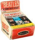 Music Memorabilia:Memorabilia, Beatles A Hard Day's Night Magazines and Counter Display (United Artists, 1964)....