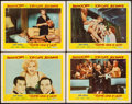 """Movie Posters:Comedy, Some Like It Hot (United Artists, 1959). Lobby Cards (4) (11"""" X14""""). Comedy.. ... (Total: 4 Items)"""