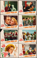 "Movie Posters:Comedy, The Lemon Drop Kid (Paramount, 1951). Lobby Card Set of 8 (11"" X 14""). Comedy.. ... (Total: 8 Items)"