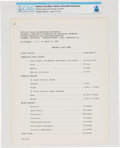 Explorers:Space Exploration, California Institute of Technology Jet Propulsion Laboratory (NASA) 1962 Mariner 2 Fact Sheet and Scientific Experiments, Dire...