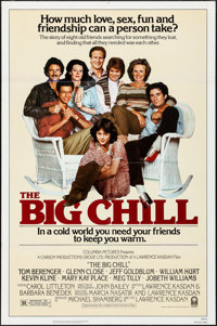 """The Big Chill & Other Lot (Columbia, 1983). One Sheets (2) (27"""" X 41""""). Comedy. ... (Total: 2 Items)"""