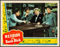 "Movie Posters:Comedy, The Bank Dick (Universal, 1940). Lobby Card (11"" X 14""). Comedy....."