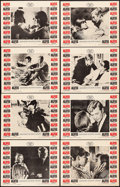 """Movie Posters:Comedy, Alfie (Paramount, 1966). Lobby Card Set of 8 (11"""" X 14""""). Comedy.. ... (Total: 8 Items)"""