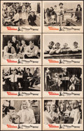 """Movie Posters:Rock and Roll, Ferry Cross the Mersey (United Artists, 1965). Lobby Card Set of 8 (11"""" X 14""""). Rock and Roll.. ... (Total: 8 Items)"""