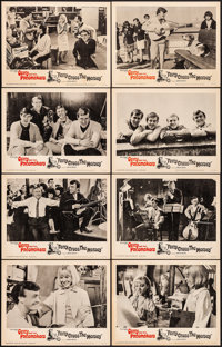 """Ferry Cross the Mersey (United Artists, 1965). Lobby Card Set of 8 (11"""" X 14""""). Rock and Roll. ... (Total: 8 I..."""