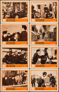 """Movie Posters:Rock and Roll, Having a Wild Weekend (Warner Brothers, 1965). Lobby Card Set of 8 (11"""" X 14""""). Rock and Roll.. ... (Total: 8 Items)"""