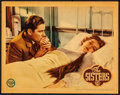 """Movie Posters:Drama, The Sisters (Warner Brothers, 1938). Linen Finish Lobby Card (11"""" X 14""""). Drama.. ..."""