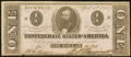 Confederate Notes:1863 Issues, T62 $1 1863 PF-13 Cr. 484.. ...