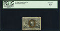 Fractional Currency:Second Issue, Fr. 1246 10¢ Second Issue PCGS Choice New 63.. ...