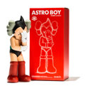 Fine Art - Sculpture, American:Contemporary (1950 to present), KAWS (b. 1974). Astro Boy, 2012. Painted cast vinyl. 14-3/4x 6 x 4-1/2 inches (37.5 x 15.2 x 11.4 cm) (toy). 16-1/2 x 8...