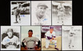Autographs:Photos, Al Lopez Signed Photograph Lot of 7.. ...