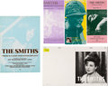 Music Memorabilia:Posters, The Smiths: Lot of Three Posters, Album Art and Store Display,Circa 1985-1992....